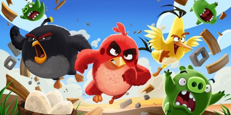 В начале следующего года выйдет Angry Birds VR: Isle of Pigs в виртуальной реальности