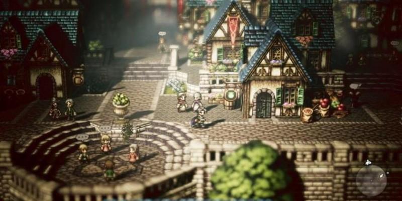 Square Enix анонсировала мобильную Octopath Traveler, и это будет одиночное приключение