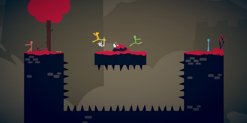 Популярный компьютерный файтинг Stick Fight: The Game выйдет на мобильных, поспешите на ЗБТ на Android