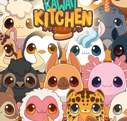 Kawaii Kitchen - милая семейная аркада со средней оценкой 4,8 и тысячами восторженных отзывов