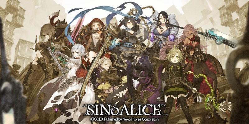 Стартовала предрегистрация на глобальную версию RPG SinoAlice от Nexon, Square Enix и автора Nier: Automata