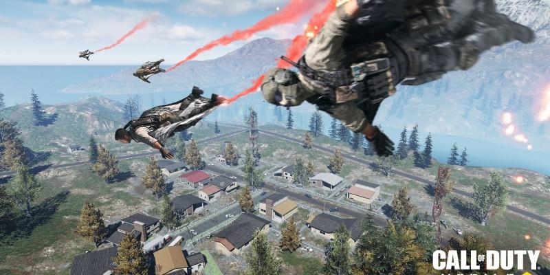 Первый взгляд на режим королевской битвы в Call of Duty: Mobile от разработчиков
