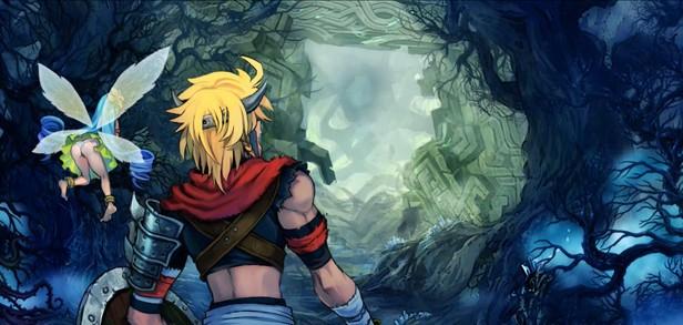 Красивая action RPG с эпическим сюжетом Heroine Anthem Zero вышла на iOS
