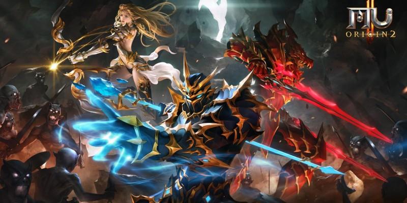 Легендарная MMORPG MU Origin 2 выходит в режиме ОБТ на Android уже сегодня