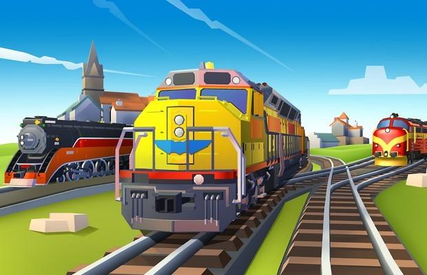 Train Station 2 — новый симулятор железнодорожной империи для iOS и Android