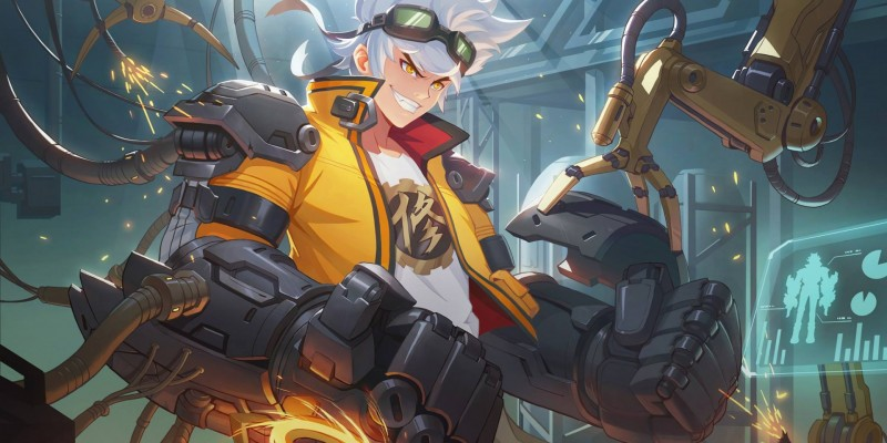Eclipse Isle — новая королевская битва с уникальными героями от NetEase в пробном запуске