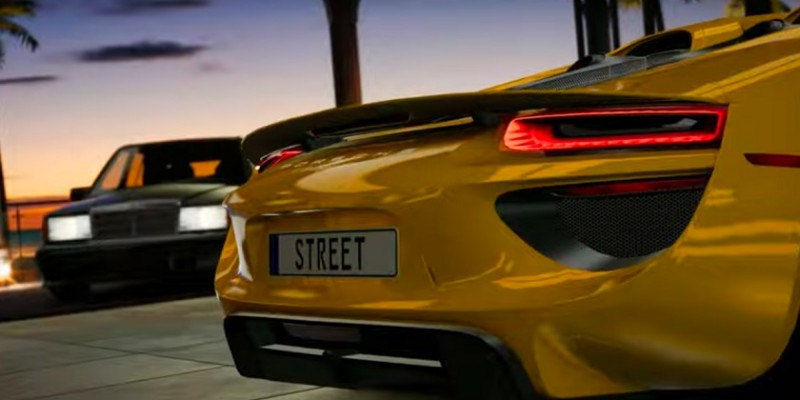 Forza Street вышла на Android в режиме пробного запуска