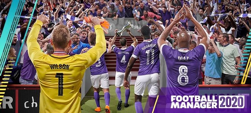 Football Manager 2020 Mobile и Touch выйдут на мобильных 19 ноября