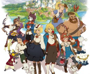 MMORPG Ni no Kuni: Cross Worlds выйдет на iOS и Android в Японии в 2020 году