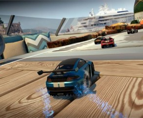 Миниатюрная гонка Table Top Racing: World Tour вышла в Google Play