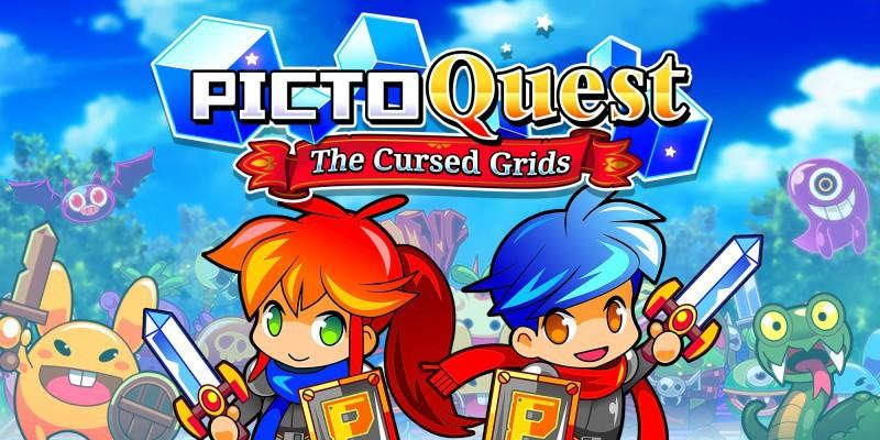 4 февраля в App Store выйдет оригинальная PictoQuest — микс из RPG и японских кроссвордов
