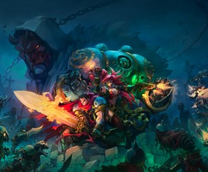 Настоящие RPG на iOS и Android без интернета: Battle Chasers, Final Fantasy и другие