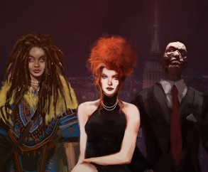 На Nintendo Switch вышла визуальная новелла Vampire: The Masquerade - Coteries of New York