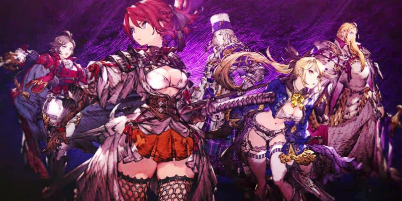 Состоялся релиз тактической War of the Visions: Final Fantasy Brave Exvius, серверы запускаются сегодня