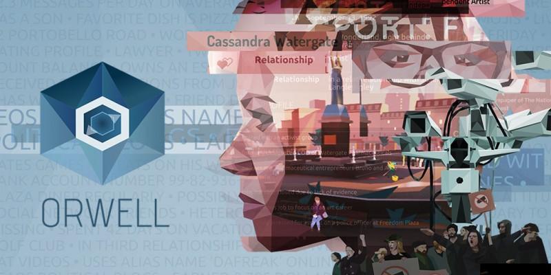Orwell: Keeping an Eye On You — симулятор Большого брата вышел в App Store