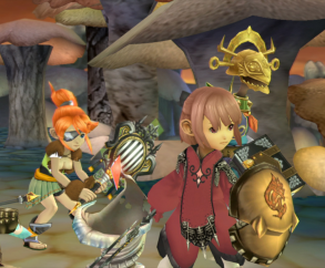 Final Fantasy Crystal Chronicles Remastered Edition выходит в Японии 27 августа
