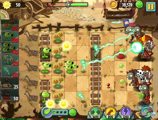 Plants vs zombies 2 уже на подходе screen1