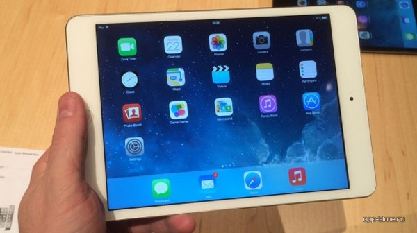 iPad mini 2 screen3