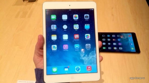 iPad mini 2 screen4