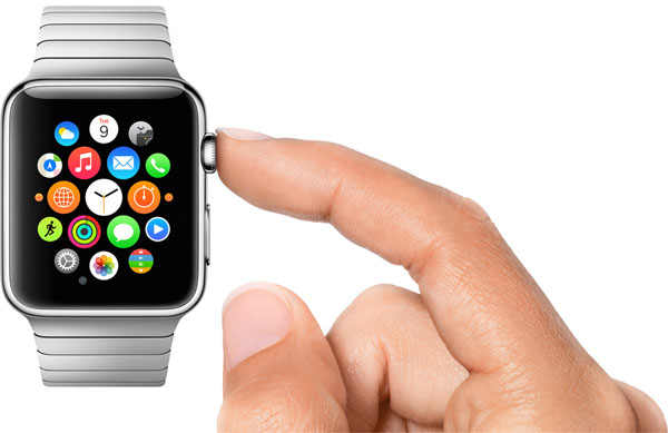 Apple Watch screen1