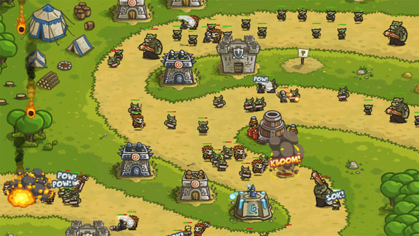 Kingdom Rush screen1