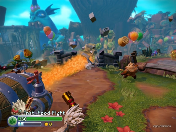 Skylanders Trap Team screen3