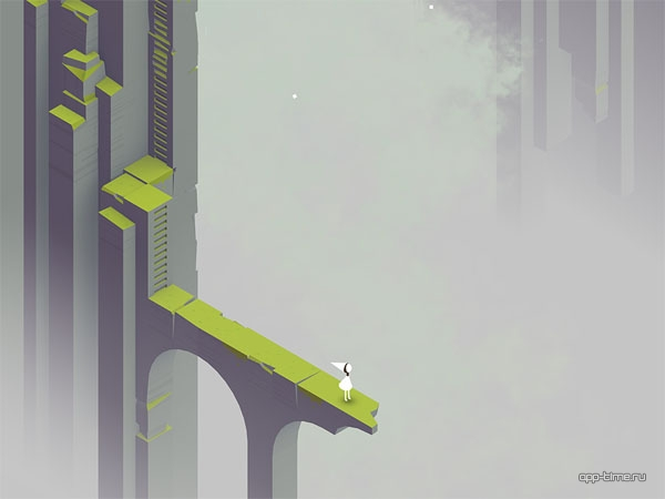 Monument Valley Forgotten shores screen2