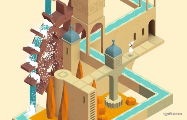 Monument Valley Forgotten shores screen3