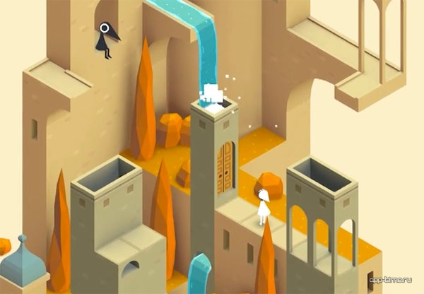 Monument Valley Forgotten shores screen4