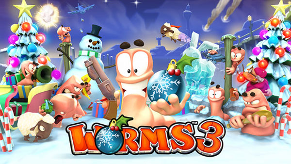 Worms 3 screen1