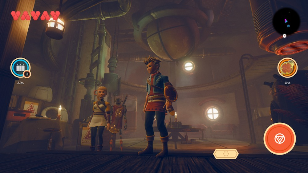 Oceanhorn-2-iPhone-Study