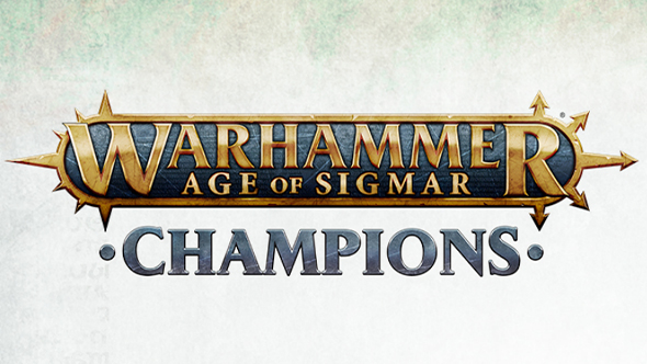 warhammer age of sigmar champions tcg release date